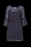 Kjole Dobby Heart Chi Dress