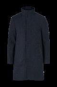 Frakke med vatteret for