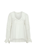 Bluse Flying With Love Blouse