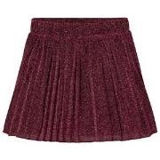 Petit by Sofie Schnoor Pink Lurex Skirt 116 cm
