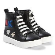 Michael Kors Black Ivy Rakest Sneakers 23 (UK 6)