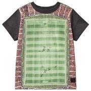 Molo Raddix T-Shirt Football Field 164 cm (13-14 år)