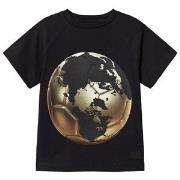 Molo Raines T-Shirt Football World Map 92 cm (1,5-2 år)