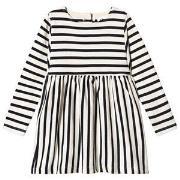 Molo Carisma Dress Kaptain Pearl Stripe 92/98 cm