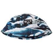 Molo Niks Sun Hat Whales 1-2 år