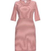 Boob Eva Striped Dress Tofu/Faded Rose 34