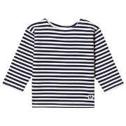 Molo Milder Sweatshirt Narrow Stripe 110 cm (4-5 år)