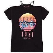 Guess Cold Shoulder Tee Sort 14 years