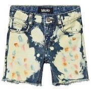 Molo Shorts Alons Paint Splat 98 cm (2-3 år)