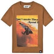 Molo T-Shirt Rezin Sunset Surf print 98 cm (2-3 år)