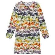 Molo Ceria Dress Rainbow Bloom 92/98 cm