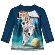 Molo Nemo UV Top Giraffe 56/62 cm