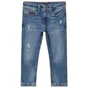 Tommy Hilfiger Steve Tapered Jeans Authentic Mid Blue 92 (18-24 months...