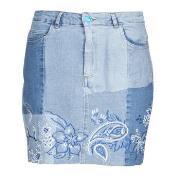Korte nederdele Desigual  BE BLUE